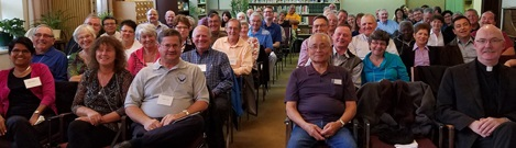 Ralph recently spoke to deacons and their wives in Alberta, Calgary.