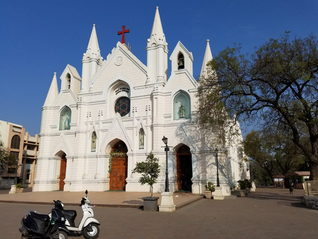 St. Patrick's Cathedral in Pune