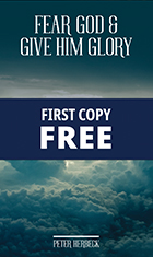 Fear God and Give Him Glory (FREE)
