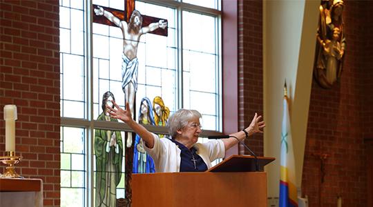 sr-ann-preaching