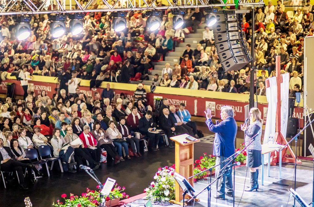 Hungarian Conference: 'Jesus is Life!'