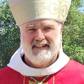 Bishop Scott McCaig