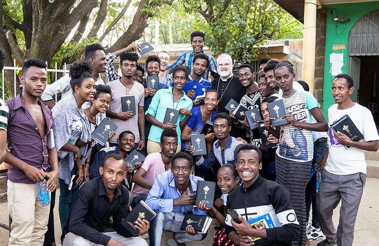 Ethiopia Mission Participants