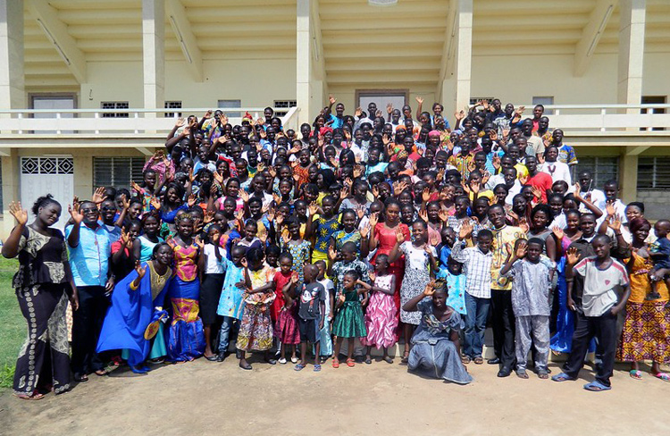 Gambia Mission Participants
