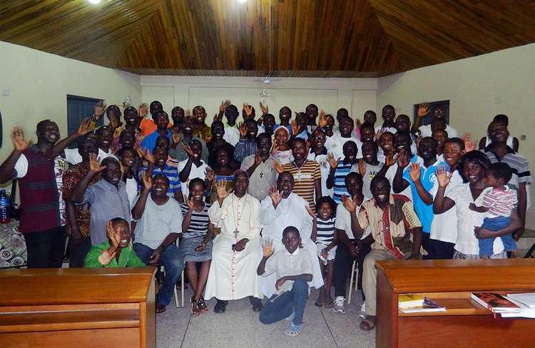 Ghana Mission Participants