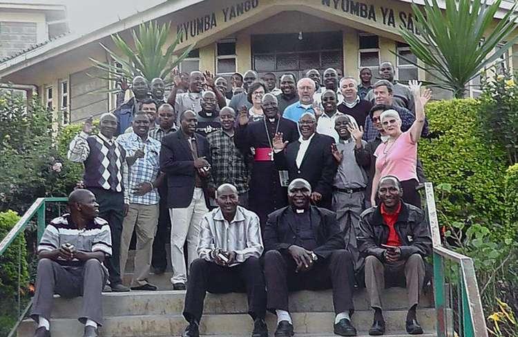 Kenya Mission Participants