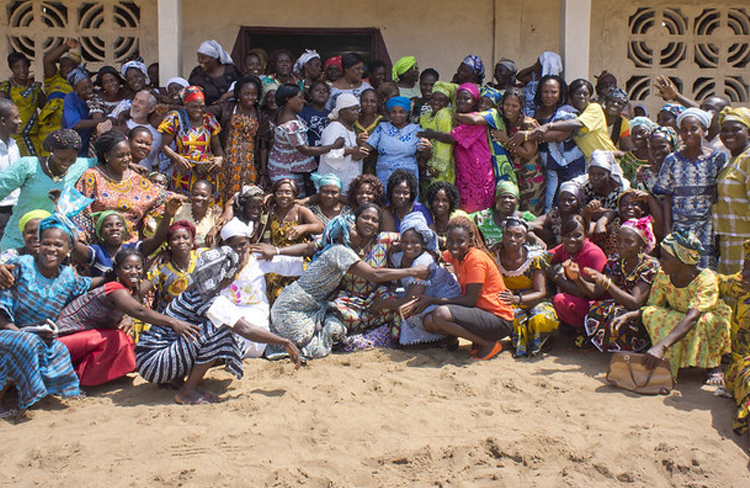 Liberia Mission Participants