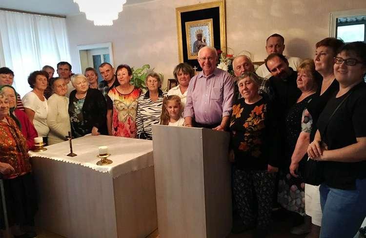 Lithuania Mission Participants