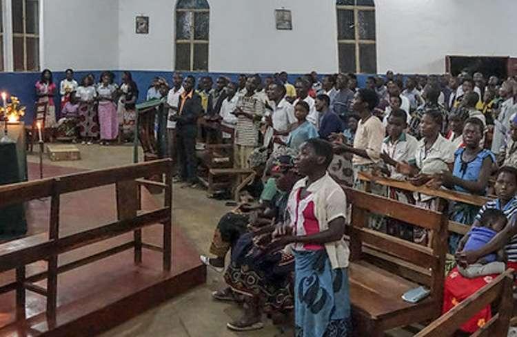 Mozambique Mission Participants