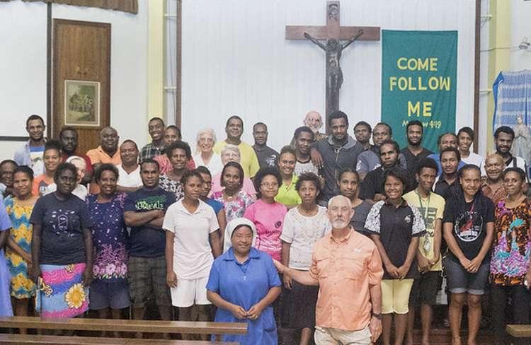 Papua New Guinea Mission Participants