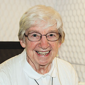 Sr. Ann Shields, SGL