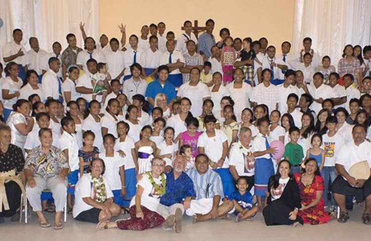 Samoa Mission Participants