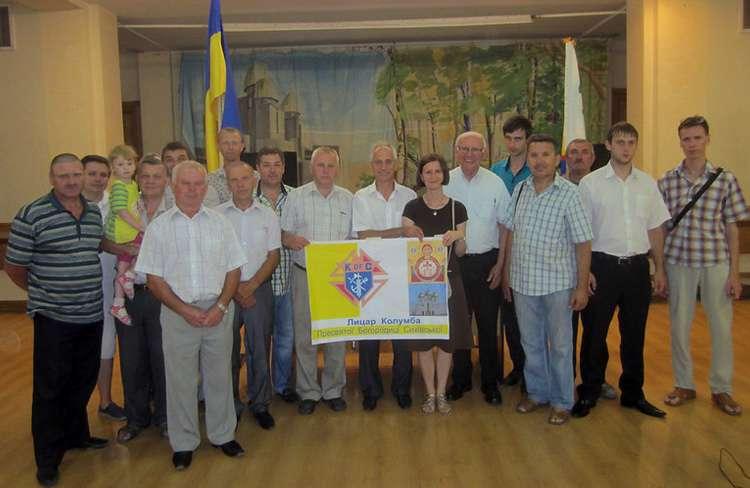 Ukraine Mission Participants