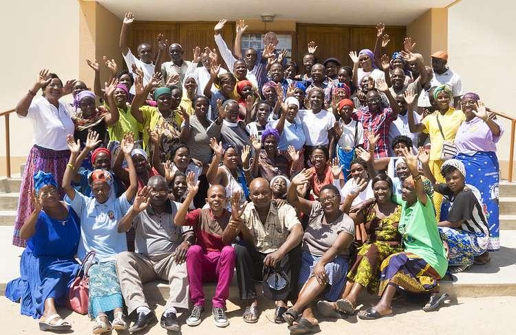 Zambia Mission Participants