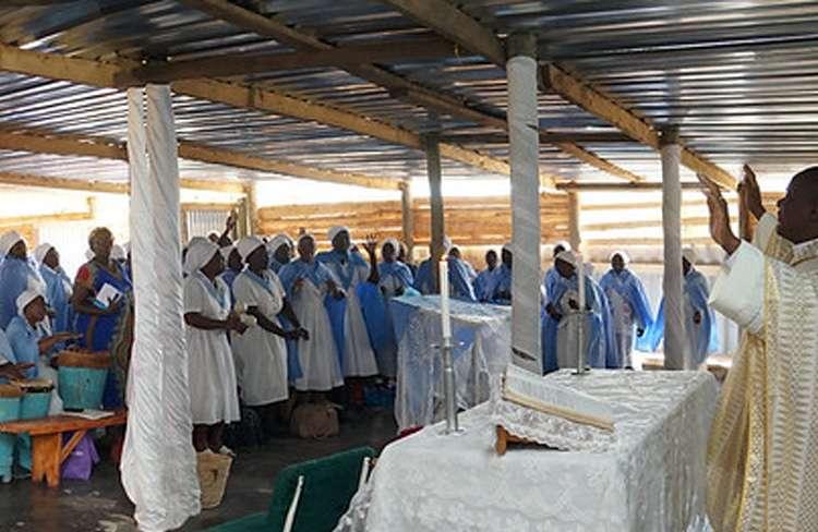 Zimbabwe Mission Participants