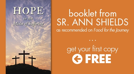Hope in the Midst of Suffering Free Booklet