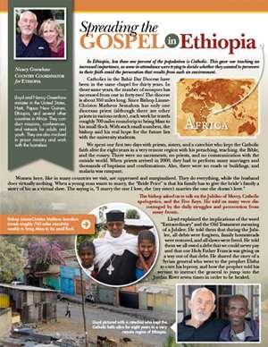 Ethiopia Field Report 2016 orange