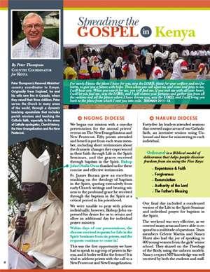 Kenya Field Report 2017