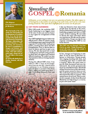 Romania Field Report 2018