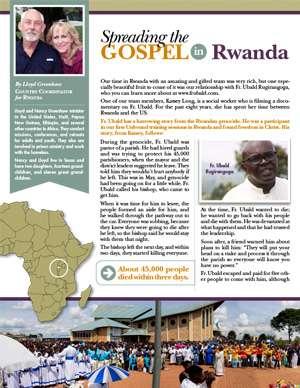 Rwanda Field Report 2017