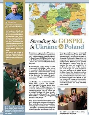 Ukraine Field Report 2018